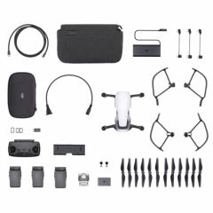 DJI дрон Mavic Air Fly More Combo Arctic White