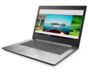 "Lenovo IdeaPad 320 14.0""  N3060 up to 2.48GHz, 4GB, 1TB HDD, HDMI, WiFi, BT, HD cam, Platinum Grey"
