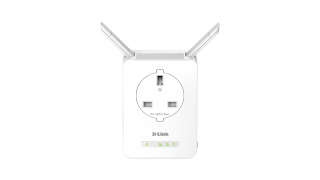 Wireless Range Extender N300 With Pass Through & FE Port