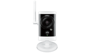 HD Wireless N Day/Night Outdoor Cloud Camera  with 16GB micro SD card