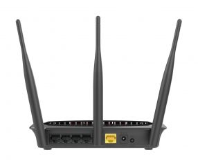 D-LINK DIR-809/E Wireless AC750 Dualband Fast Ethernet Router