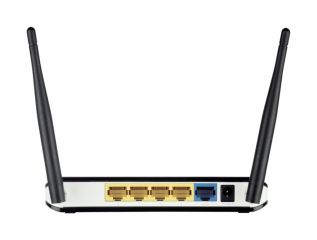Mаршрутизатор с 3G D-Link DWR-116/E  Wireless N300 Multi-Wan Router