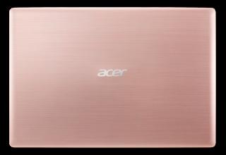 "NB Acer Swift 3 SF314-52-52Y2/14.0"" IPS Full HD 1920x1080 Corning® Gorilla® Glass/ Intel® Core™ i5-8250U/1x8GB/ 256GB PCI-E SSD/Intel HD Graphics 620/ Keyboard backlight/Finger Print/Windows 10/Мetallic body (Anodizing) Salmon Pink (Rose Gold)"
