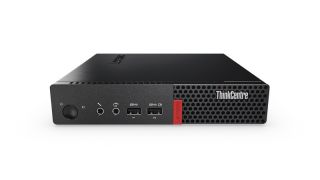 PC Lenovo ThinkCentre M710q Tiny,Intel Core i3-7100T(3.4GHz,3MB cache),4GB DDR4 SoDIMM,500GB 7200,RJ45,2xDP,VESA mount,Windows 10 Pro,(keyboard+mouse),3 years