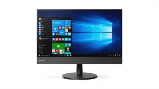 "PC Lenovo AIO V510z Black,23"" FHD(1920x1080)AG,Intel Core i5-7400T 2.4/3.0GHz 6MB,8GB DDR4 260-pin,1TB,Int,Camera,CR 6-in-1,DVDRW,WIFI AC,BT,Win 10 Pro,(USB keyboard+mouse),3 years"