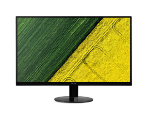 "Monitor Acer SA220Qbid IPS LED 21.5"" (55 cm), ZeroFrame, Format: 16:9, Resolution: Full HD (1920х1080), Response time: 4ms,  Contrast: 100M:1, Brightness: 250 cd/m2, VGA, DVI, HDMI, Acer eColor Management, Acer ComfyView, Acer EcoDisplay, Black, 2 years w"