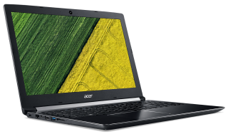 "PROMO BUNDLE (NB+120GB SSD) NB Acer Aspire 5 A515-51G-82WK/15.6"" IPS FHD Matte/Intel® Quad Core™ i7-8550/2GB GDDR5 VRAM NVIDIA® GeForce® MX 150/8GB(2x4GB)/1000GB + 120GB WD Green SSD M.2 2280/4L/LINUX, Obsidian Black"