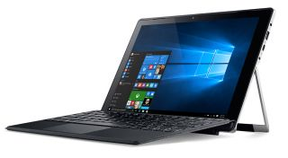 "Switch Alpha 12 (Ultrabook Hybrid) SA5-271-50DQ /12"" IPS, WQHD Multi-Touch (2160 x 1440)/ Intel® HD Graphics 520/Intel® Core™ i5-6200U/4GB /256GB SSD/1x USB 2.0 /1x USB Type-C /802.11a/b/g/n/ac/BT/2CELL/Windows 10 Home 64-bit, Keyboard + Touchpad /без act"