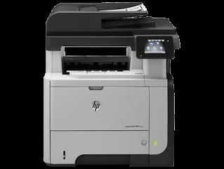 Принтер HP LaserJet Pro M521dn Multifunction Printer A4; RA4; B5; B6; A5; A6; Envelopes 1200 x 1200 dpi 42 ppm  As fast as 8.0 sec 256 MB max 256 MB800 MHz duplex 1 Phone; USB 2.0; 10/100/1000 Base TX; 1 Telecom ADF scan 1 200 x 1 200 dpi 6000 стр. / месе