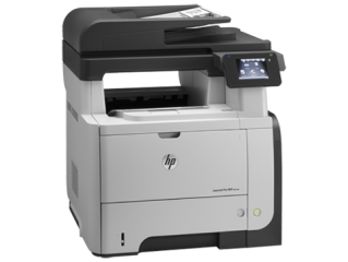 Принтер HP LJ Pro 500 MFP M521dw A4; A5; A6; RA4; B5; B6; C5; C6; DL 1200 x 1200 dpi 40 ppm  As fast as 8.0 sec 256 MB max 256 MB800 MHz duplex USB 2.0; USB; 10/100/1000 Base TX; 802.11b/g/n  WLAN ADF scan up to 1 200 dpi 6000 стр. / месец