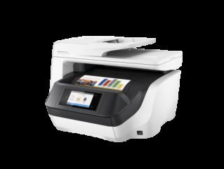 Принтер HP OfficeJet Pro 8720 All-in-One Printer A4; A5; A6; B5; Envelopes;DL 1200 x 1200 dpi 24 ppm 20 ppm DL HP PCL 3 GUI; HP PCL 3 Enhanced USB 2.0; 802.11b/g/n  WLAN; RJ-11 ADF scan 1 200 x 1 200 dpi