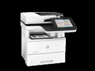 Принер HP LaserJet Ent MFP M527dn Printer