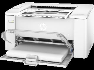 Принтер HP LaserJet Pro M102w A4; A5; A6; B5; 600 x 600 dpi 23 ppm 128MB 600 MHz PCLmS, URF, PWG; USB 2.0; Wi-Fi 802.11b/g/n