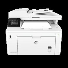Принтер HP LaserJet Pro MFP M227fdn Printer