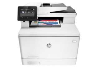 Принтер HP Color LaserJet Pro MFP M377dw Printer
