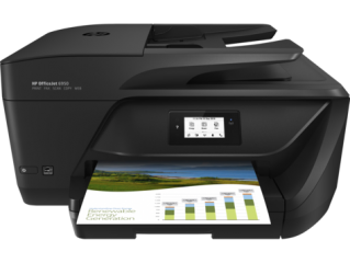 Принтер HP OfficeJet 6950 All-in-One Printer