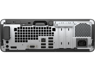HP ProDesk 400G4  SFF Intel® Core™ i5-7500 with Intel® HD Graphics 630 (3.4 GHz base frequency, up to 3.8 GHz with Intel® Turbo Boost Technology, 6 MB cache, 4 cores)  4 GB DDR4-2400 SDRAM (1 x 4 GB) 500 GB 7200 rpm SATA DVD/RW Wondows 10 Pro,1 year warra