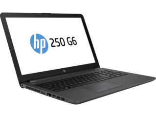 HP 250 G6 Intel® Core™ i3-6006U (2 GHz, 3 MB cache, 2 cores) 15.6 HD AG LED Intel HD Graphics 4 GB  DDR4-2133 SDRAM (1 x 4 GB) 1TB 5400 rpm HDD DVD+/-RW Intel Dual Band Wireless802.11a/b/g/n/ac  3-cell Battery,DOS,2 years warranty