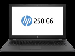 HP 250 G6 Intel® Core™ i3-6006U (2 GHz, 3 MB cache, 2 cores) 15.6 HD AG LED Intel HD Graphics 4 GB  DDR4-2133 SDRAM (1 x 4 GB) 1TB 5400 rpm HDD DVD+/-RW Intel Dual Band Wireless802.11a/b/g/n/ac  3-cell Battery,DOS,2 years warranty