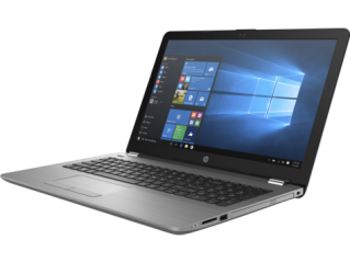 HP 250 G6 Intel® Core™ i5-7200U with Intel HD Graphics 620 (2.5 GHz, up to 3,10 GHz with Intel Turbo Boost Technology, 3 MB cache, 2 cores)  15.6 FHD AG LED SVA 8GB DDR4 2133 MHz RAM (1x8) 256 GB M.2 SSD HDD Intel® HD Graphics 620 DVD+/-RW 802.11a/b/g/n/a