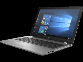 HP 250 G6 Intel® Core™ i3-6006U (2 GHz, 3 MB cache, 2 cores) 15.6 HD AG LED Intel HD Graphics 4 GB  DDR4-2133 SDRAM (1 x 4 GB) 500 GB 5400 rpm HDD DVD+/-RW Intel Dual Band Wireless802.11a/b/g/n/ac  3-cell Battery,DOS,2 years warranty+BAG