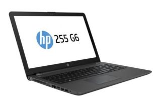 HP 255 G6 AMD A6-9220 APU with Radeon™ R4 Graphics (2.5 GHz, up to 2.9 GHz, 1 MB cache, 2 cores) 15 FHD  4GB 1DIMM DDR4 1866 MHz 500 GB HDD 5400 rpm DVD/RW FREE DOS 2 Years warranty