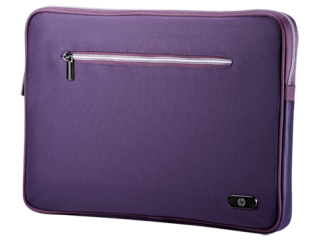 HP 15.6 Standard Purple Sleeve