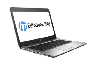 HP EliteBook 840 G4  Intel® Core™ i7-7500U with Intel HD Graphics 620 (2.7 GHz, up to 3.5 GHz with Intel Turbo Boost Technology, 4 MB cache, 2 cores) 14 FHD LED 8 GB DDR4-2133 SDRAM (1 x 8 GB) 256 GB M.2 SSD Turbo drive HDD Windows10 pro, 3years warranty