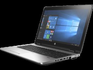 "HP ProBook 650 G3 Intel Core i5-7200U 8 GB DDR4-2133 SDRAM (1 x 8 GB) 500 GB 7200 rpm SATA DVD/RW 15.6""  FHD (1920 x 1080)  Windows 10 Pro 64,1 year warranty,serial port"