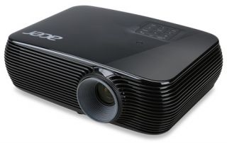 Projector Acer X1126H DLP® 3D Ready, HDMI 3D, Resolution:SVGA (800x600), Format: 4:3, Contrast: 20 000:1, Brightness: 4 000 lumens, Input: HDMI®, HDMI/MHL,  D-sub, RCA, S-video, Acer ColorBoost II+, Acer ColorSafe II, Acer EcoProjection, ExtremeEco lamp l