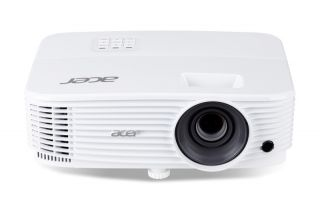 Projector Acer P1250, DLP 3D, XGA, 3600Lm, 20000/1, 2xHDMI, Bag, 2.25kg, EURO Power