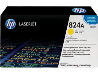 Консуматив HP 824A LaserJet drum; yellow; 23000 Page Yield ; 1 - pack; CLJ CP6015/CM6030/CM6040MFP