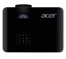 Projector Acer X118 DLP® 3D Ready, Resolution: SVGA (800x600), Format: 4:3, Contrast: 20 000:1, Brightness: 3 600 lumens, D-sub, RCA, 3W Audio, Acer ColorBoost II+, Acer ColorSafe II, Acer EcoProjection, Acer BluelightShield, ExtremeEco lamp life 10 000 h