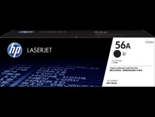 Консуматив HP 56A Black Original LaserJet Toner Cartridge; Black; Page Yield 7,400 pages; HP LaserJet MFP M436n; HP LaserJet MFP M436nda