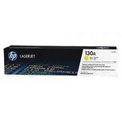Консуматив HP 130A Original LaserJet cartridge; yellow; 1000 Page Yield ; 1 - pack; HP Color LaserJet Pro MFP M176n & 177 fw