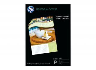 Хартия HP Professional matte paper inkjet 180g/m2 A4 100 sheets 1-pack double sided
