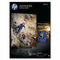 Хартия HP Q8698A Advanced glossy photo paper inkjet 250g/m2 A4 50 sheets 1-pack