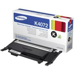 Консуматив Samsung CLT-K4072S Black Toner Cartridge (up to 1 500 A4 Pages at 5% coverage)* CLP-320/CLP-325/CLX-3185 Series