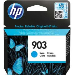 Консуматив HP 903 Standard Original Ink Cartridge; Cyan;  Page Yield 315; HP OfficeJet 6950;  6960 ; 6970