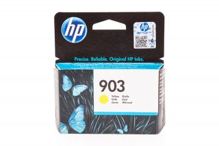 Консуматив HP 903 Standard Original Ink Cartridge; Yellow;  Page Yield 315; HP OfficeJet 6950;  6960 ; 6970