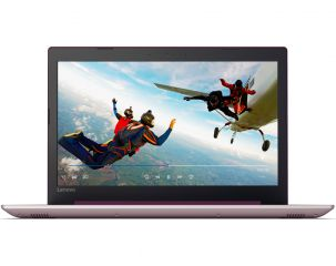 "Lenovo IdeaPad 320 15.6"" HD Antiglare N3350 up to 2.4GHz, 4GB DDR3, 1TB HDD, DVD, HDMI, Gigabit, WiFi, BT, HD cam, Plum Purple"