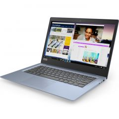 "Lenovo IdeaPad 120s 14.0"" Antiglare N3350 up to 2.4GHz, 4GB DDR4, 32GB SSD, HDMI, WiFi, BT, HD cam, Denim Blue, Win 10"