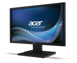 "Monitor Acer V226HQLBbd, LED, 21.5"" (55 cm), Format: 16:9, Resolution: Full HD (1920х1080), Response time: 5 ms, Contrast: 100M:1, Brightness: 200 cd/m2, Viewing Angle: 90°(H) / 65° (V)°, VGA, DVI, Energy Star 6.0, Acer ComfyView, Acer EcoDisplay, Acer eC"