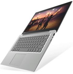 "(Подарък мишка Lenovo M20) Lenovo IdeaPad 120s 14.0"" Antiglare N3350 up to 2.4GHz, 4GB DDR4, 32GB SSD, HDMI, WiFi, BT, HD cam, Mineral Grey, Win 10"