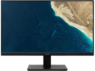 NEW! Monitor Acer V227Qbip 55cm (21.5'') ZeroFrame IPS LED 4ms 100M:1 ACM 250nits VGA HDMI DP EURO/UK EMEA TCO Black Acer EcoDisplay