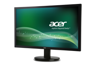 """Monitor Acer K222HQLbd, LED, 21.5"""" (55 cm), Format: 16:9, Resolution: Full HD (1920х1080), Response time: 5 ms, Contrast: 100M:1, Brightness: 200 cd/m2, Viewing Angle: 90°/65°, VGA, DVI, Energy Star 6.0, Acer ComfyView, Acer EcoDisplay, Acer Adaptive Cont"""