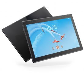 "Lenovo Tab 4 10 Plus 4G/3G WiFi GPS BT4.2, Qualcomm MSM8953 2.0GHz OctaCore, 10.1"" IPS 1920x1200 Gorilla Glass 4, 3GB DDR3, 16GB flash, 8MP cam with flash + 5MP front, Nano SIM, MicroSD up to 128GB, USB-C, Android 7.0 Nougat, Glass back, Aurora Black"