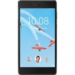 "Lenovo TAB 7 Essential WiFi GPS BT4.0, 1.3GHz QuadCore, 7"" IPS 1024 x 600, 1GB DDR3, 8GB flash, 2MP cam + 2MP front, MicroSD, MicroUSB, Android 7.0 Nougat, Black"