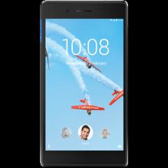 "Lenovo TAB 4 7 Voice 4G/3G WiFi GPS BT4.0, 1.1GHz QuadCore, 7"" IPS 1024 x 600, 1GB DDR3, 16GB flash, 2MP cam + 2MP front, NanoSIM, MicroSD up to 128GB, MicroUSB, Android 7.0 Nougat, Black"