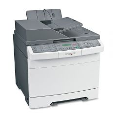 Color Laser Multifunctional Lexmark CX417de 4in1; Duplex; A4; 1200 x 1200 dpi; 4800 CQ;30 ppm; 512 MB; RADF; 30 cpm; capacity: 250 sheets; USB 2.0; Gigabit LAN; 4.3'' colour touch screen